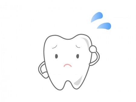 歯のキャラクター05