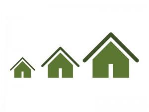 ホーム 家 アイコン 素材01 イラスト無料 かわいいテンプレート