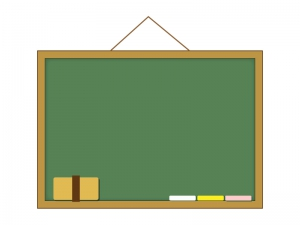 黒板イラスト01