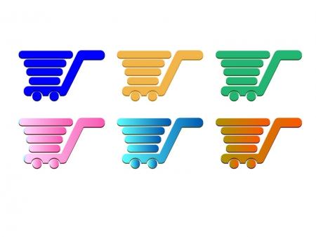 ショッピングカートアイコン01