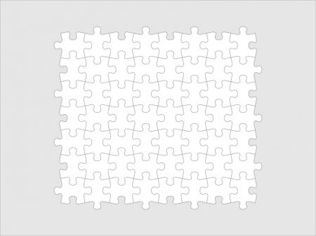 ジグソーパズルイラスト画像01