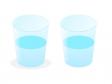 コップ・グラス・水イラスト素材01