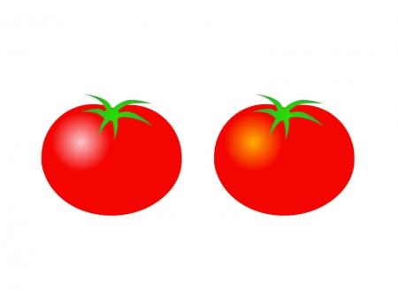 トマト・野菜イラスト素材01 無料ダウンロード