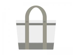 トートバッグのイラスト素材 無料ダウンロード
