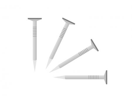 釘のイラスト素材 無料ダウンロード