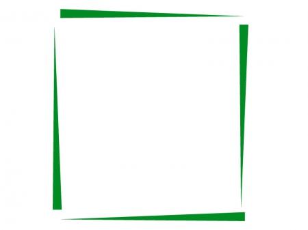 不規則な枠線の飾り枠素材01 無料ダウンロード
