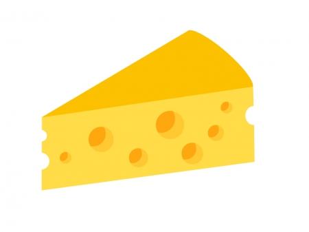 チーズイラスト素材
