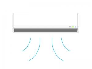 エアコン・電化製品イラスト素材