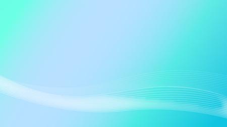 幻想的なブルーグリーンの壁紙 1,920px×1,080px