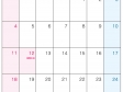 2015年(平成27年)カレンダー10月・A4印刷用