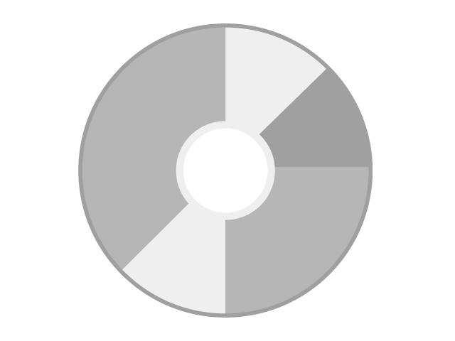 CD・DVDイラスト・アイコン素材