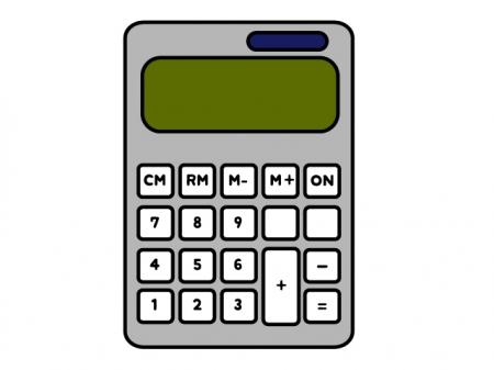 「電卓 イラスト フリー」の画像検索結果