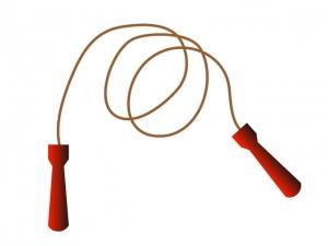 縄飛びのイラスト素材