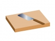 包丁とまな板のイラスト素材