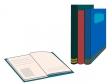 開いた本と立てかけてある本のイラスト素材