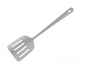 フライ返し・台所・キッチン用品のイラスト素材