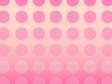ピンクの大きなドットの壁紙・背景素材 1,920px×1,080px