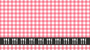 レストラン・食事をイメージした壁紙・背景素材 1,920px×1,080px