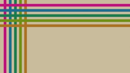 カラフルなラインの壁紙・背景素材 1,920px×1,080px