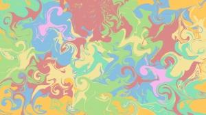 カラフルでパステル調の壁紙・背景素材 1,920px×1,080px