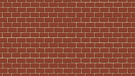 赤レンガの壁紙・背景素材 1,920px×1,080px