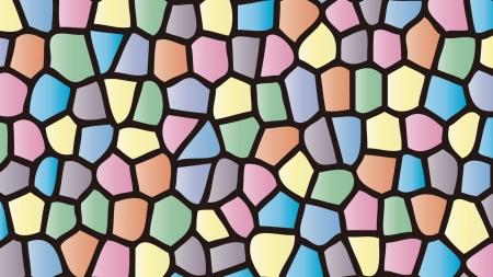 ステンドグラスの壁紙・背景素材 1,920px×1,080px