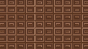 チョコレートの壁紙・背景素材 1,920px×1,080px