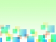 カラフルなドットの壁紙・背景素材 1,920px×1,080px