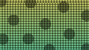 長方形ドットの壁紙・背景素材 1,920px×1,080px