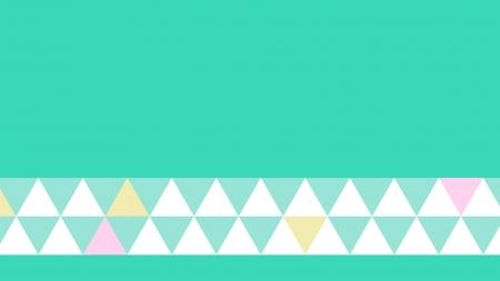 トライアングル模様の壁紙・背景素材 1,920px×1,080px