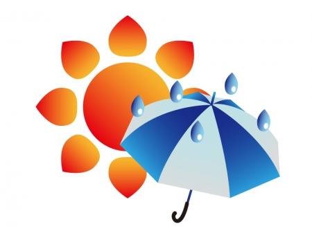 天気・晴れのち雨マークの ... : 2014 カレンダー フリー : カレンダー
