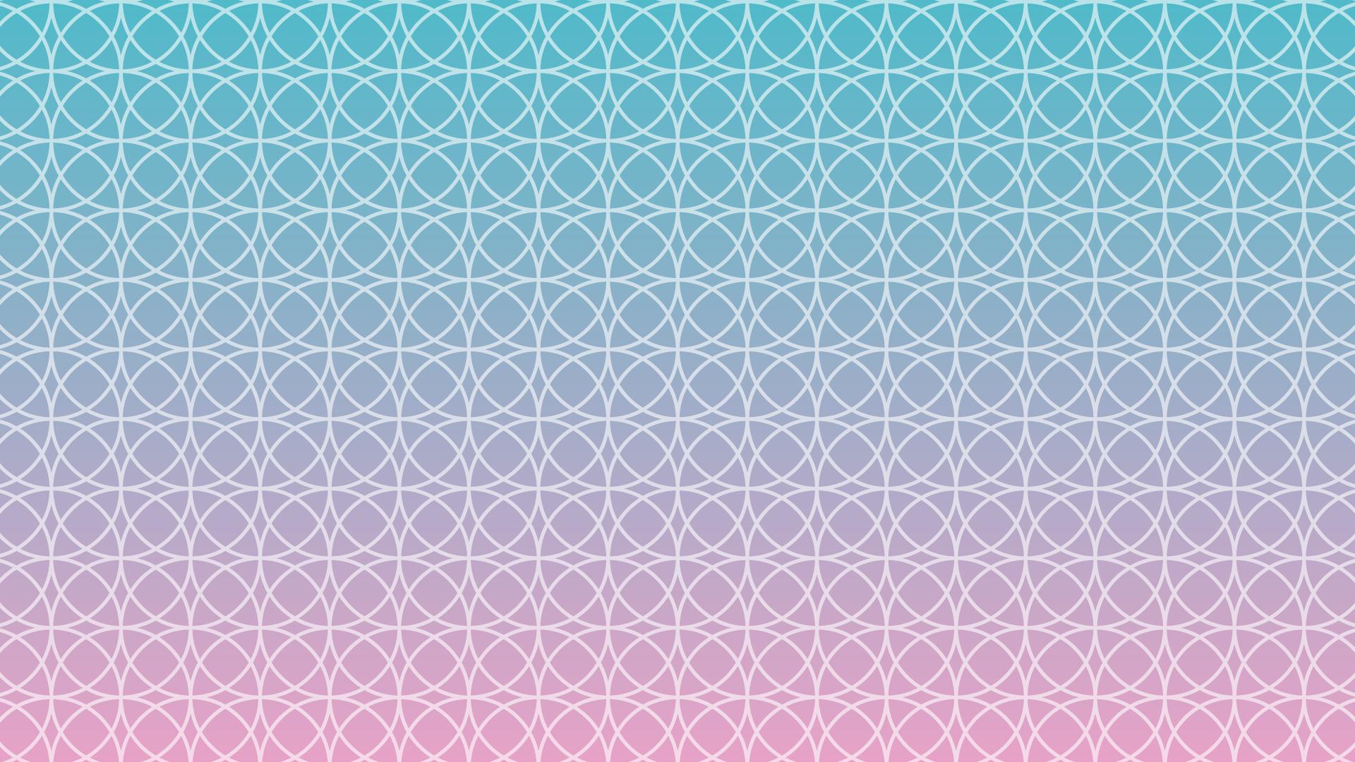 丸が集合した壁紙・背景素材 1,920px×1,080px