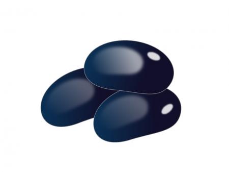 黒豆のイラスト素材
