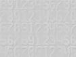 白い数字の壁紙・背景素材 1,920px×1,080px