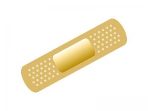 粉タイプの薬・医療イラスト素材