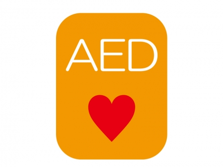 AEDのイメージアイコンイラスト
