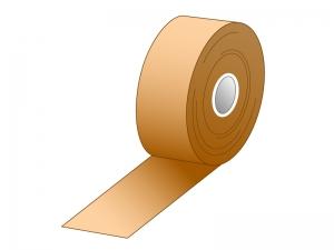 医療用テープのイラスト