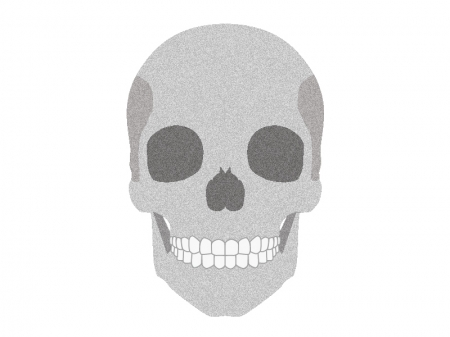 カレンダー 2015年カレンダーデータ : 頭蓋骨のイラスト | イラスト ...