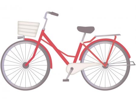 自転車の 自転車 イラスト eps 無料 : の自転車のイラスト | イラスト ...
