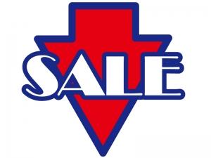 SALE(セール)の文字イラスト04