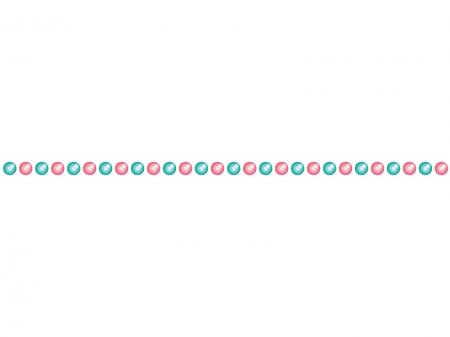 キャンディのライン・線イラスト