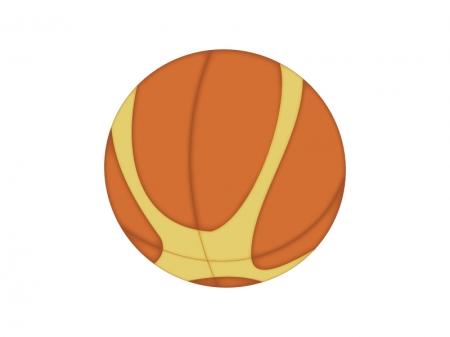 バスケットボールのイラスト03