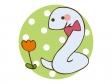 かわいいヘビ・巳のイラスト