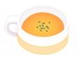 コーンスープのイラスト素材02