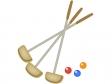 グラウンドゴルフの道具のイラスト02