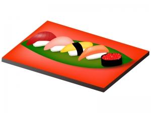 お寿司・握り寿司のイラスト