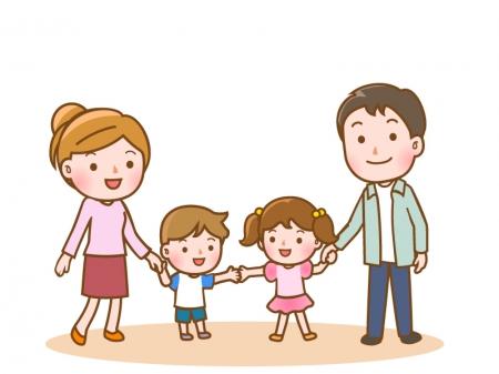 「親子 イラスト」の画像検索結果
