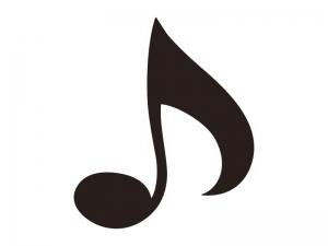 音楽・音符のイラスト