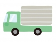 トラックのイラスト