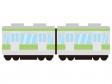 電車・鉄道のイラスト